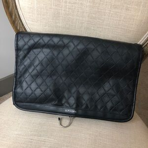 Sephora Collection Quilted Hanging Organizer *EUC*